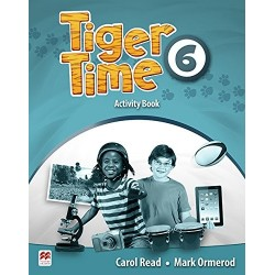 TIGER TIME 6 ACTIVITY BOOK