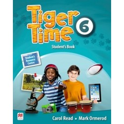 TIGER TIME 6 BOOK PACK