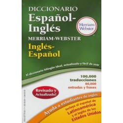 DICCIONARIO ESPANOL-INGLES MERRIAM-WEBSTER (SPANI